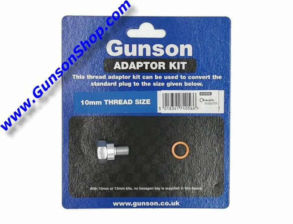 Gunson G4055A Colortune//Hi-Gauge Adapter Set 10mm